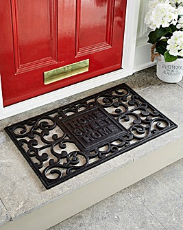 Hide a Key Doormat