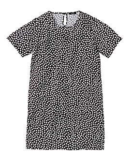 KD EDGE Girls Spot Dress (9-13 years)