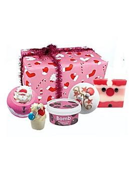 Bomb Cosmetics Christmas Tree-tment