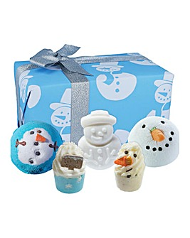 Bomb Cosmetics Mr Frosty Gift Pack