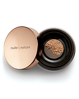 Nude by Nature Radiant Loose Powder Foundation W6 Desert Beige