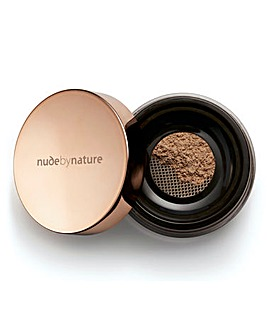 Nude by Nature Radiant Loose Powder Foundation W7 Spiced Sand