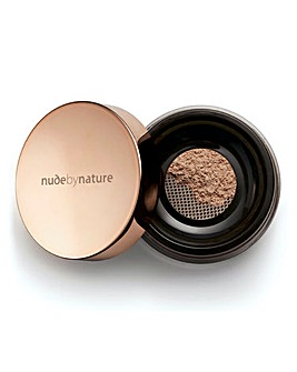 Nude by Nature Radiant Loose Powder Foundation N3 Almond