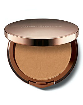 Nude by Nature Flawless Pressed Powder Foundation W6 Desert Beige