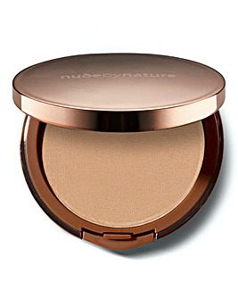 Nude by Nature Flawless Pressed Powder Foundation N3 Almond