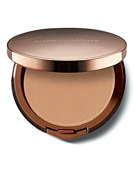 Nude by Nature Flawless Pressed Powder Foundation N4 Silky Beige
