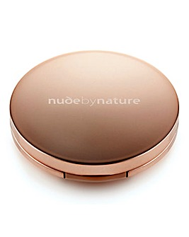 Nude by Nature Cashmere Pressed Blush - Pink Lilly