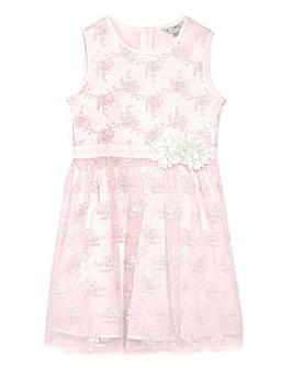 Yumi Girl Floral Skater Dress