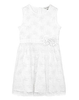 Yumi Girl Floral Skater Dress