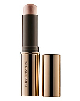 Nude by Nature Touch Of Glow Highligh Stick - 02 Rose