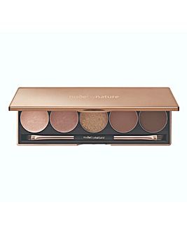 Nude by Nature Natural Illusion Eye Palette 01 Classic Nude