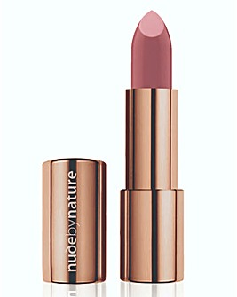 Nude by Nature Moisture Shine Lipstick - 03 Dusty Pink