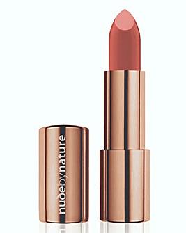 Nude by Nature Moisture Shine Lipstick - 05 Pale Coral