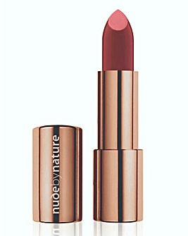 Nude by Nature Moisture Shine Lipstick - 08 Garnet