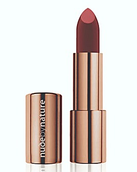 Nude by Nature Moisture Shine Lipstick - 09 Rosewood