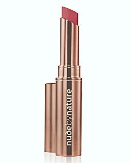 Nude by Nature Creamy Matte Lipstick - 07 Red Blossom