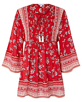 Monsoon Priscilla Print Dress