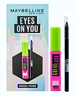 Maybelline Eyes On You Makeup Kit