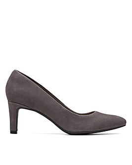 Clarks Calla Rose D Fitting