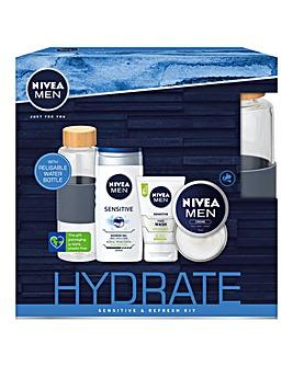 Nivea Men Hydrate Sensitive & Refresh Kit