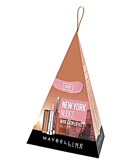 Maybelline New York Nudes Lip Set