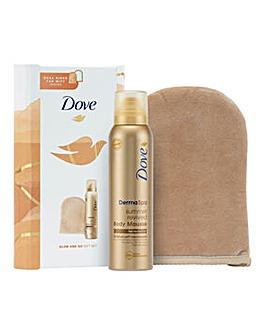 Dove Glow & Go Gradual Self-Tan Gift Set