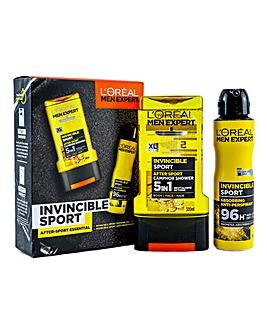 L'Oreal Men Expert Invincible Sport Duo