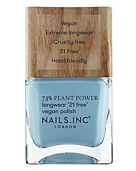 Nails Inc Plant Power Clean To The Core Nail Polish