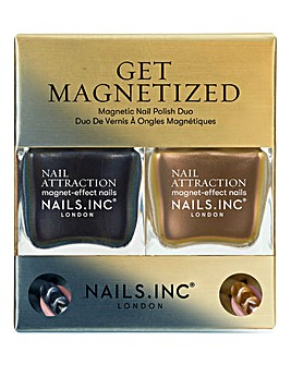 Nails Inc Get Magnetised Duo