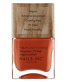 Nails Inc Plant Power What On Earth