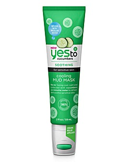 Yes To Cucumbers Soothing Cooling Mud Mask