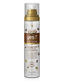 Yes To Coconut Ultra Hydrating Coconut Milk Mistified Moisturiser