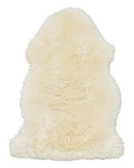 Genuine Sheepskin Rug- Single