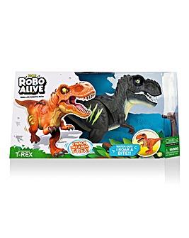 Robo Alive Dino Jungle Green
