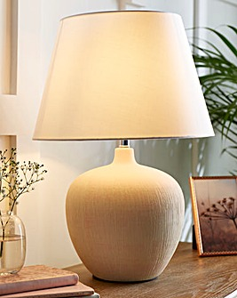 Tenby Ceramic Table Lamp