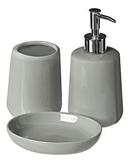 Moon 3pc Bathroom Set