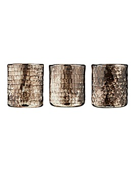 Gaia Set of 3 Votives