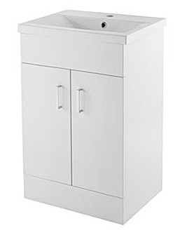 Floor Standing Cabinet and Basin