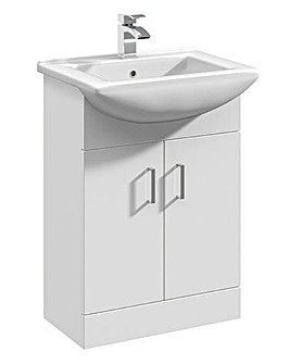 Mayford 550mm Basin and Cabinet