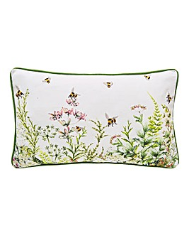 Bumble Bee Garden Cushion