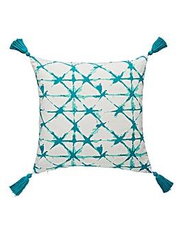 Cross Stitch Print Cushion