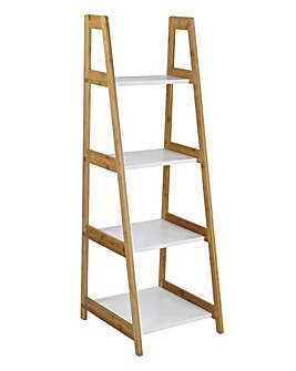 Aria 4 Tier Shelf Storage Unit
