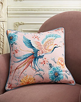 Joe Browns Blossom Bird Cushion
