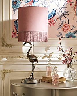 Joe Browns Flamingo Base Table Lamp