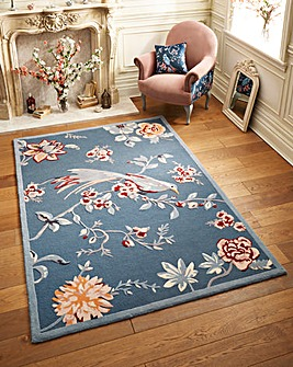 Joe Browns Bird Tufted Rug Large