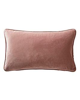 Karen Millen Velvet Boudoir Cushion