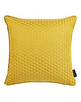 Karen Millen Geo Jacquard Cushion