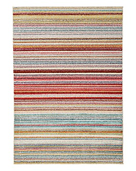 Preyah Stripe Rug Large