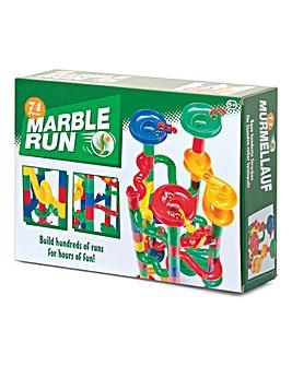 Marble Run 74 Piece