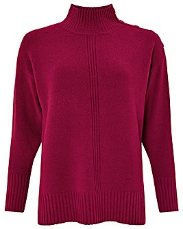 Monsoon Samira Stitch Detail Jumper